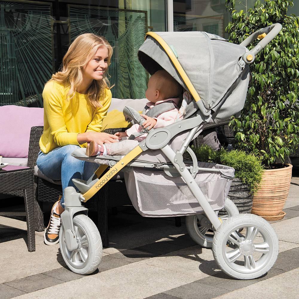 Какую коляску купить для новорожденного - выбираем правильно