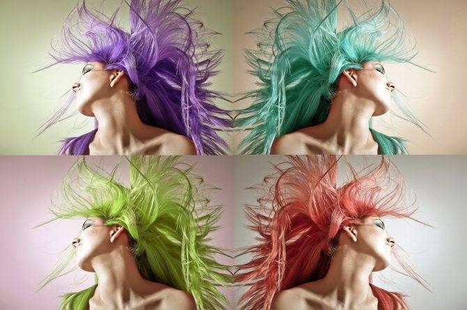 Можно ли кормящей маме красить волосы и какие процедуры можно делать во время грудного вскармливания
