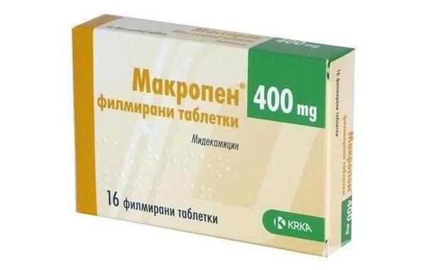 Суспензия и таблетки макропен для детей: инструкция по применению препарата - врач 24/7