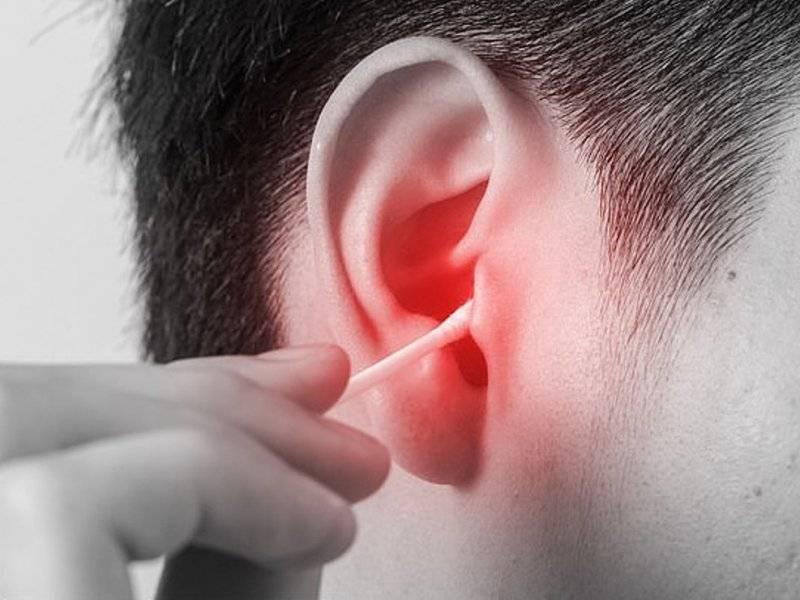 Кровь из уха у детей: причины и рекомандиции