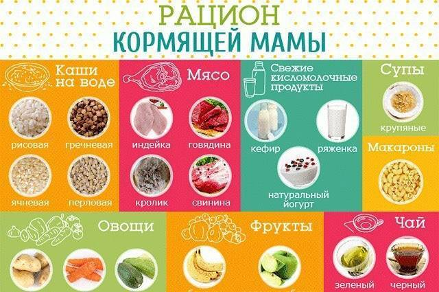 Печенье «мария» при грудном вскармливании