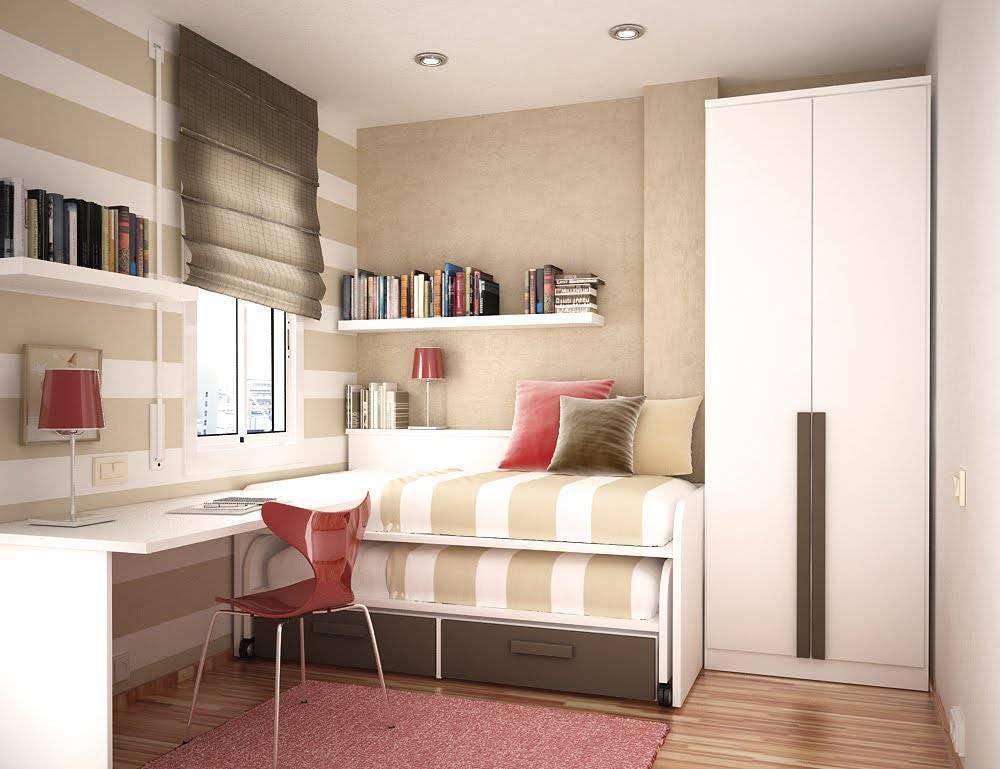 Как оформить детскую комнату для девочки 12 кв м — дизайн и фото идеи