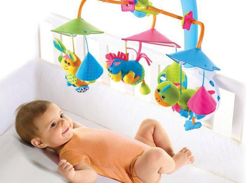 Мобиль в кроватку для новорожденных: виды конструкций и рейтинг лучших устройств, функциональные возможности и способ крепления, стоимость в магазине и отзывы покупателей