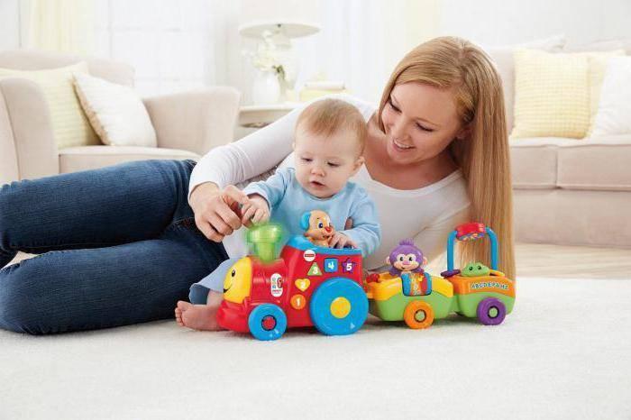 Игрушки, необходимые малышу от 0 до 6 месяцев