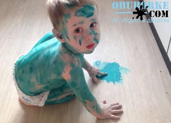 Как и чем отмыть зеленку с кожи. чем быстро отмыть зеленку и фукорцин с кожи ребенка после ветрянки: домашние способы