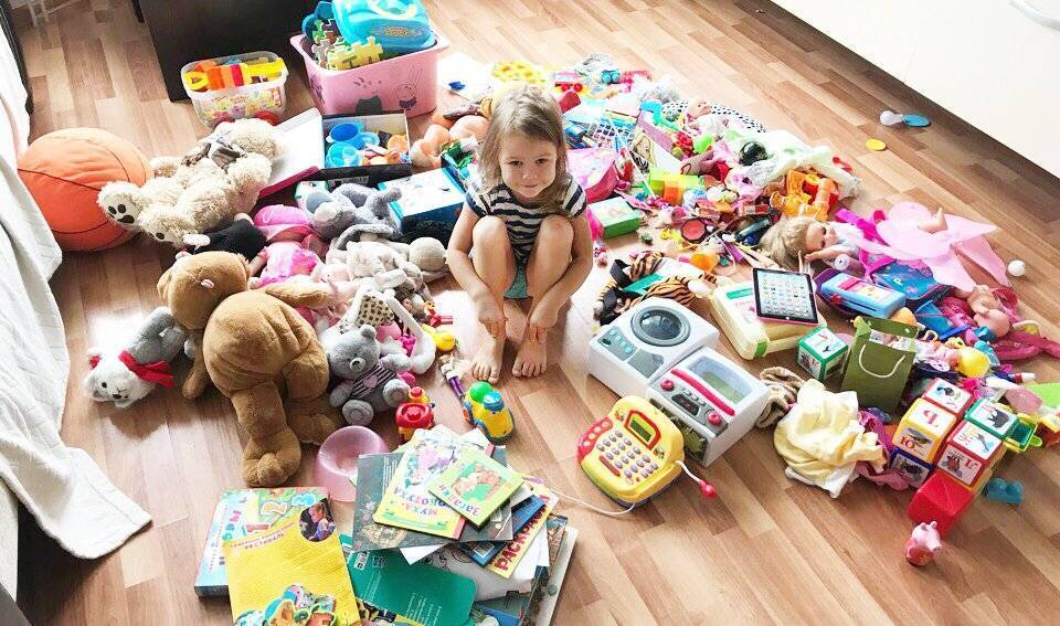 Как приучить ребенка к порядку и чистоте в доме: советы психолога