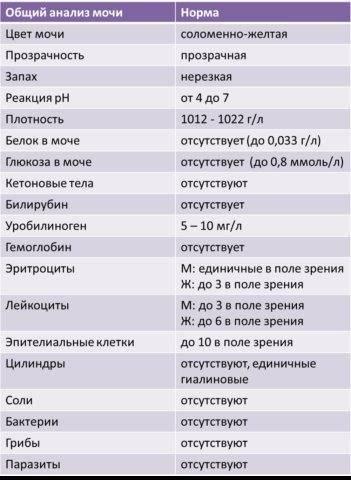 Причины появления билирубина в моче у ребенка и норма содержания фермента - врач 24/7