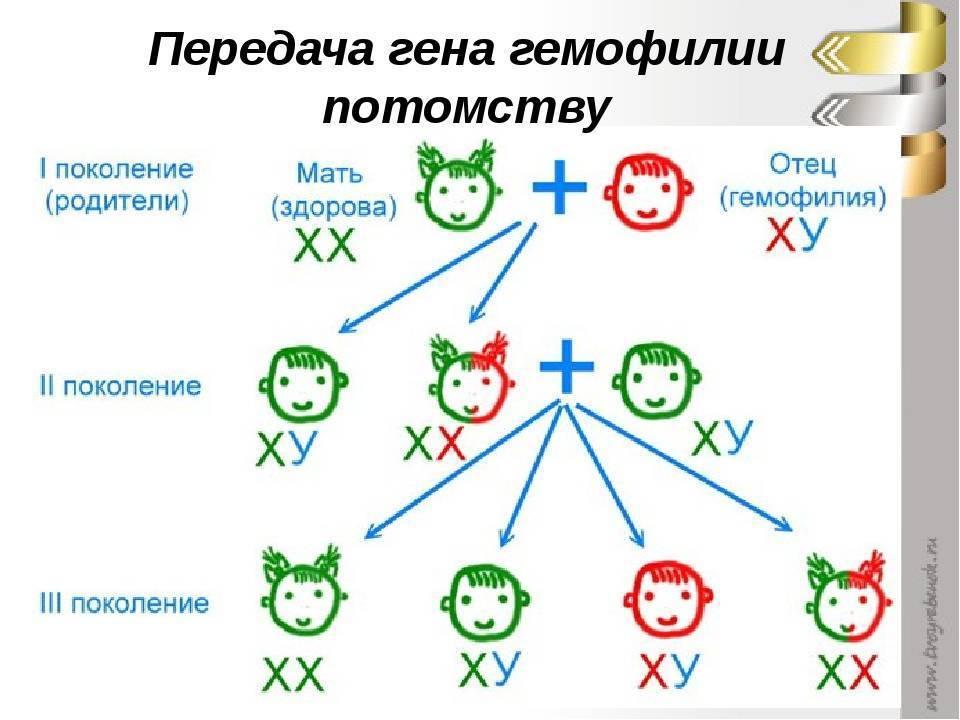 Гемофилия у детей - признаки, симптомы, клиника, фото