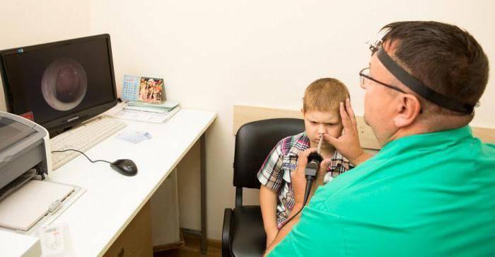 Лазеротерапия— эффективная процедура при разрастании аденоидов