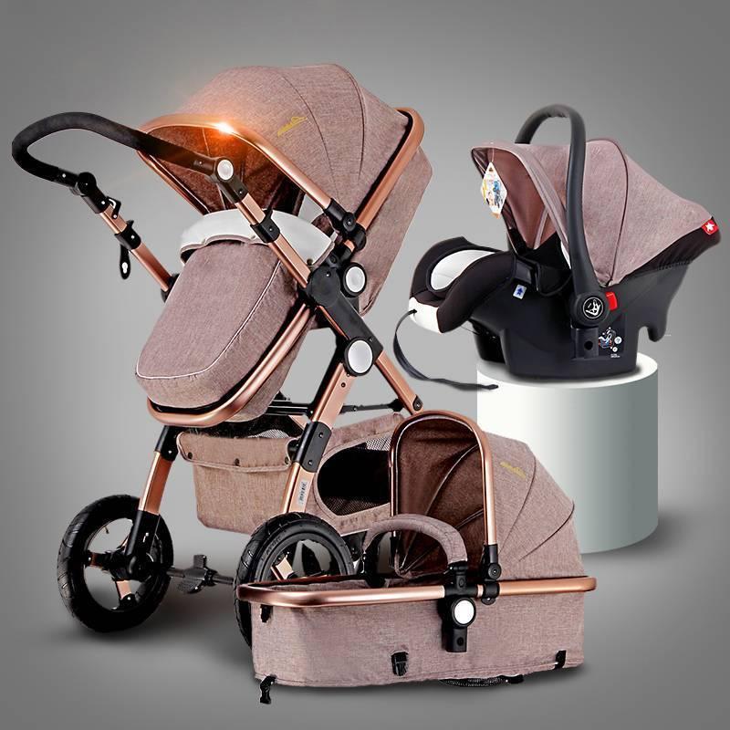 Рейтинг топ-5 самых роскошных и дорогих детских колясок в мире