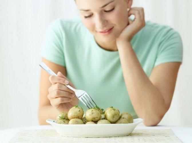 Как рацион мамы влияет на малыша: можно ли картошку при грудном вскармливании? полезные советы