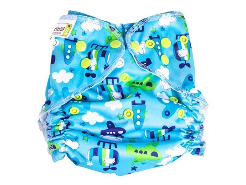 Подгузники для плавания в бассейне: многоразовые и одноразовые варианты | babynappy