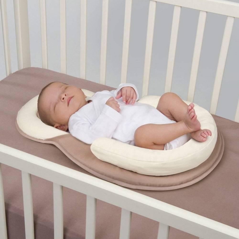Какой матрас выбрать для кроватки новорожденного