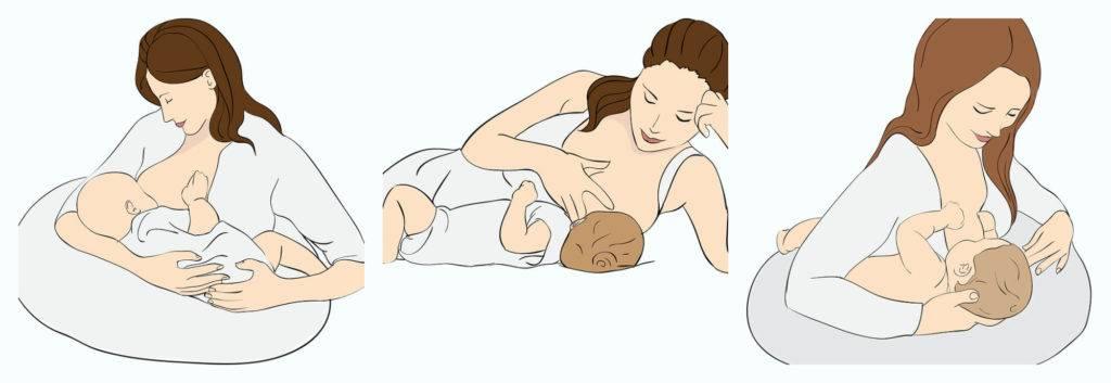 Какие упражнения можно делать при грудном вскармливании