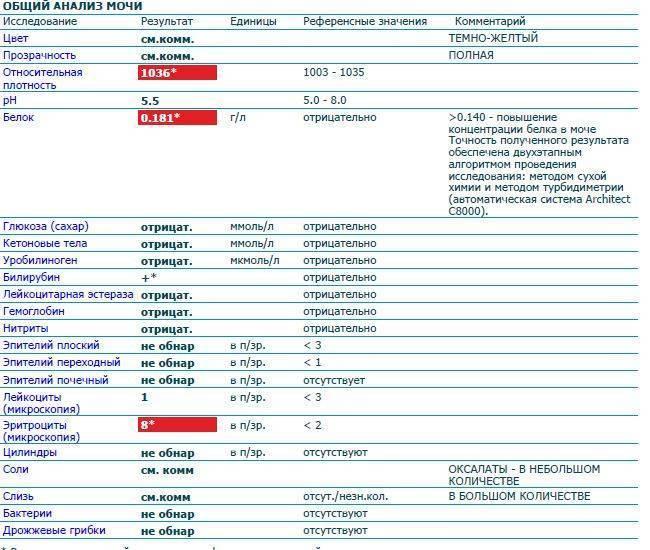 Лейкоцитарная эстераза в анализе мочи: расшифровка показателей