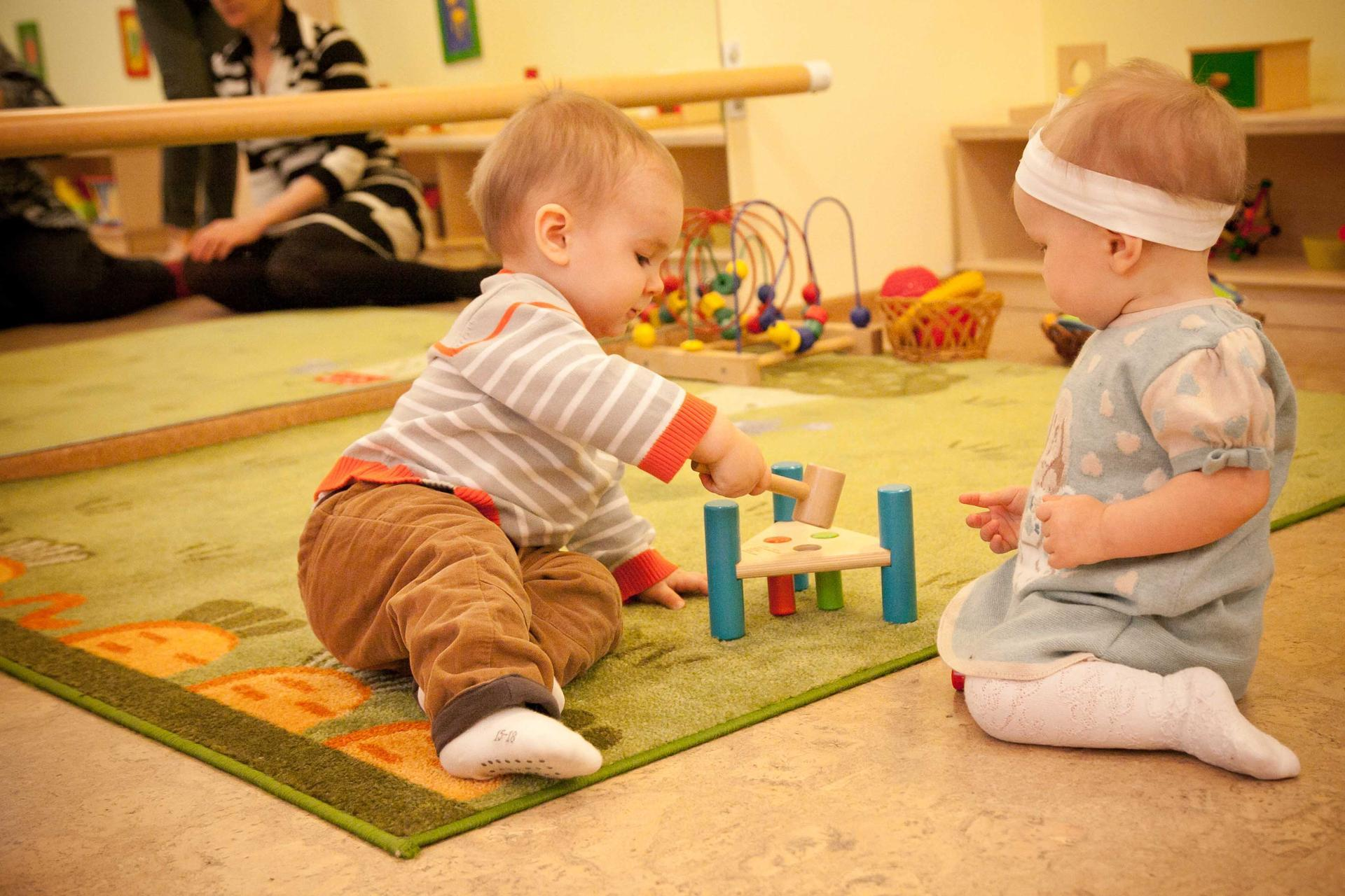 Методики раннего физического развития детей