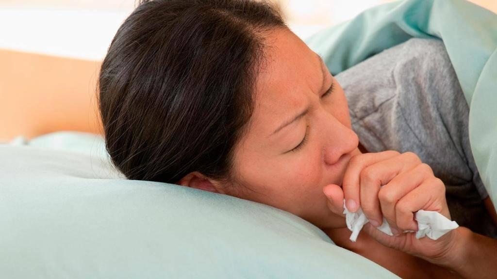 Почему после сна ребенок кашляет?