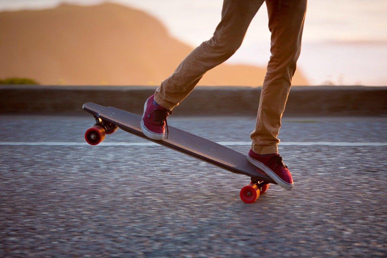 Катание на скейте для начинающих: видео для детей и взрослых