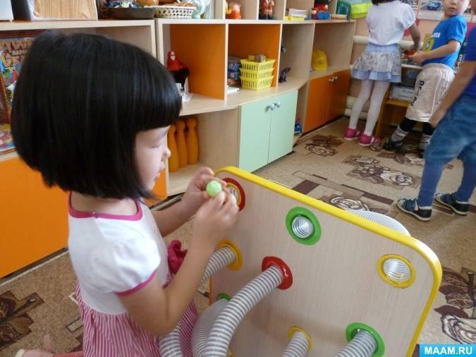 игры на сенсорное развитие для детей раннего и дошкольного возраста