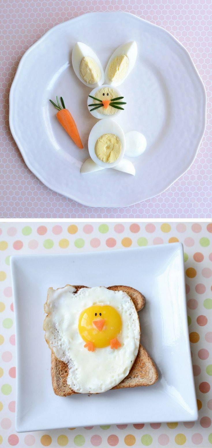 Что приготовить на завтрак ребенку быстро и вкусно