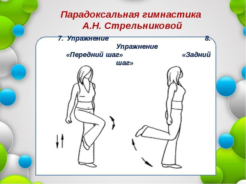 11 мощных упражнений дыхательной гимнастики стрельниковой для оздоровления организма