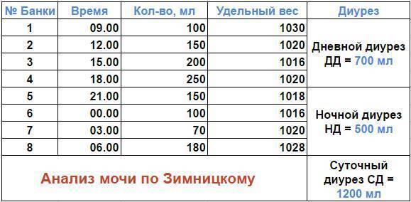 Как собирать и хранить мочу на анализ по зимницкому / mama66.ru