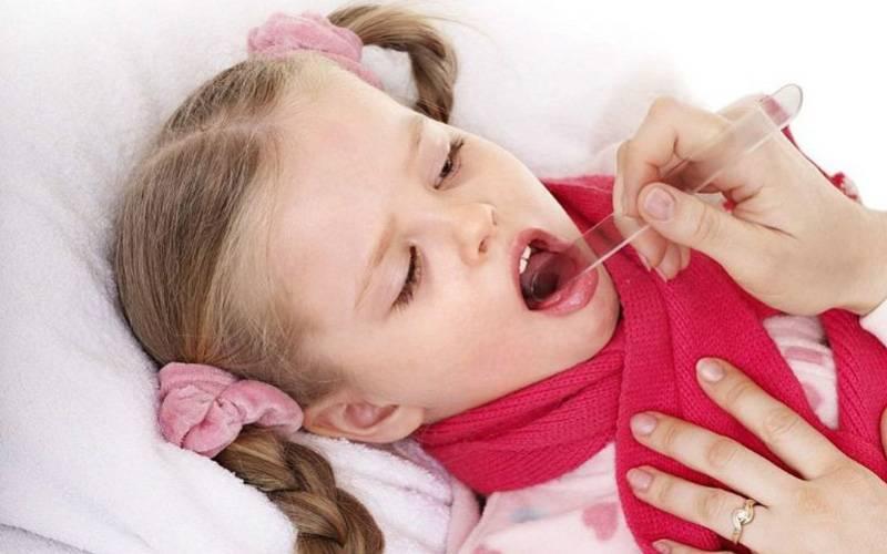 Быстрое лечение ангины у ребенка в домашних условиях быстро: чем лечить, как сбить температуру