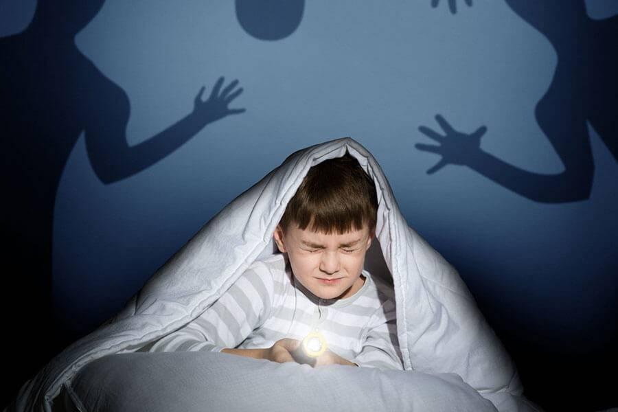 Ночные кошмары у ребенка: признаки, причины, методы борьбы