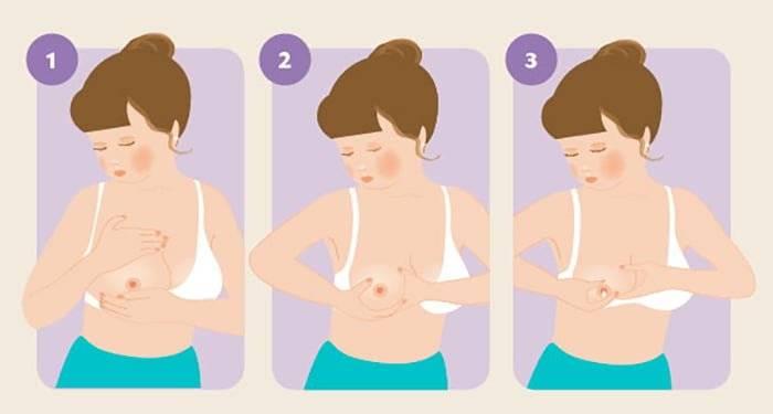 Массаж груди при кормлении - можно ли делать и как правильно, видео
