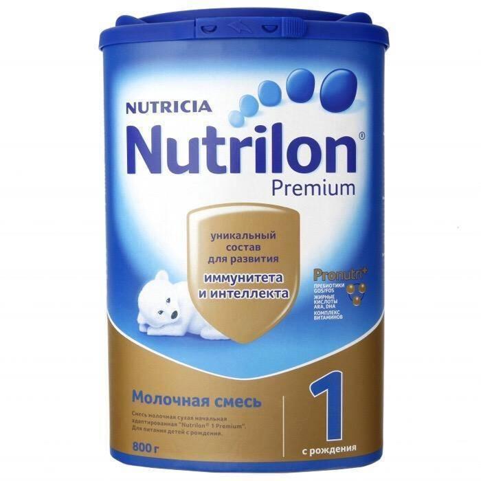 """Характеристики специальной смеси """"нутрилон пепти аллергия"""" и ее состав, отзывы мам"""