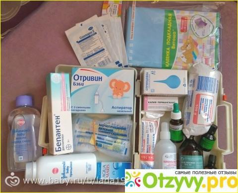 Аптечка новорожденного список комаровский - всё о грудничках