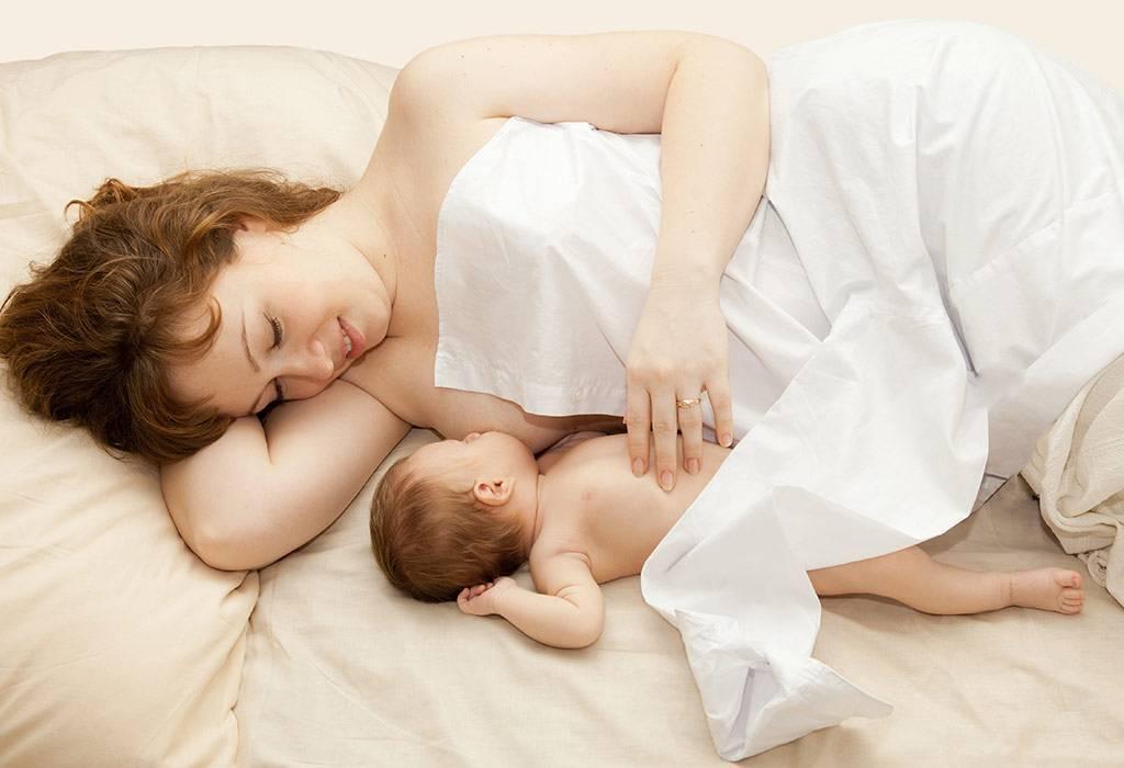 Совместный сон с ребенком: блажь или благо