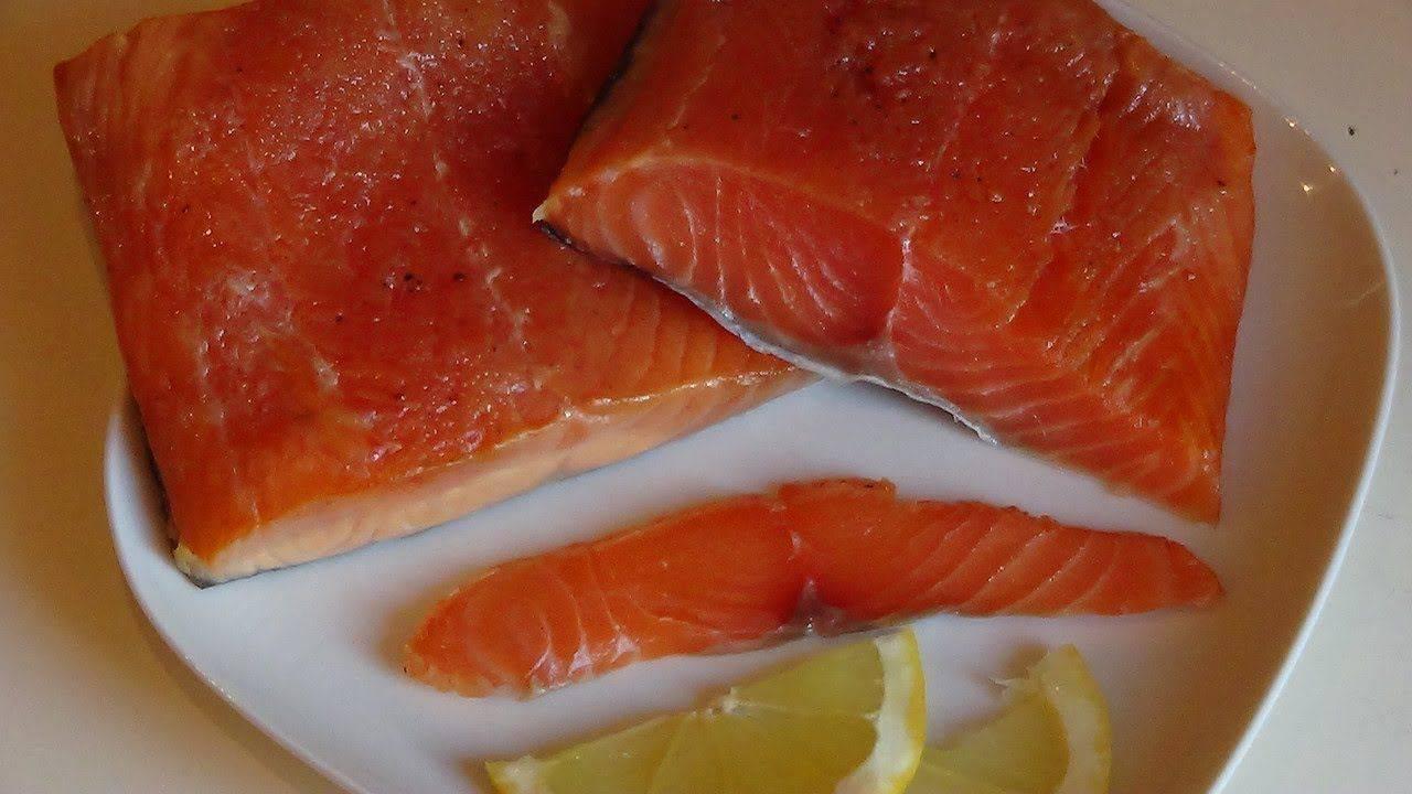 Можно ли беременным семгу слабосоленую, сушеную и вяленую красную рыбу: форель, горбушу, лосось?