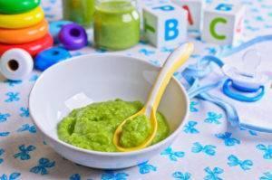 Как варить брокколи ребенку для прикорма: рецепты для плиты и пароварки