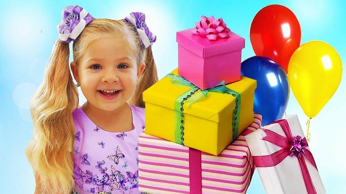 32 необычных подарка 4-х летнему ребёнку