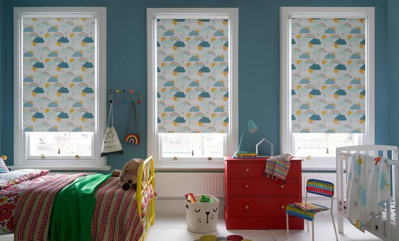 Выбираем шторы в детскую комнату девочке: 50 фото идей для спальни