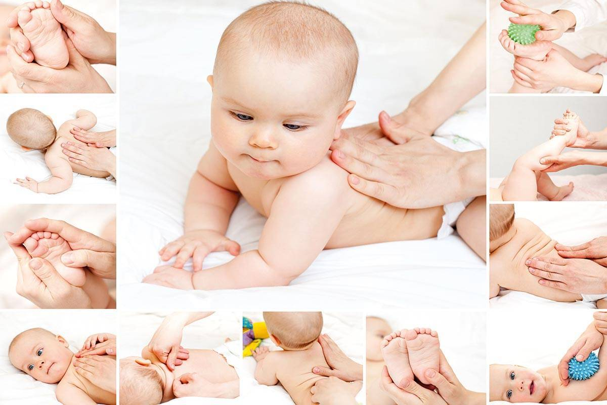 Развитие младенца в две недели от рождения