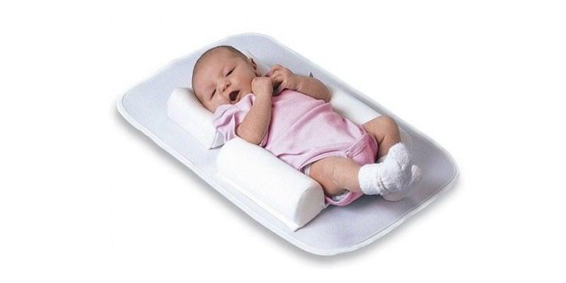 Подушка для новорожденного | уроки для мам