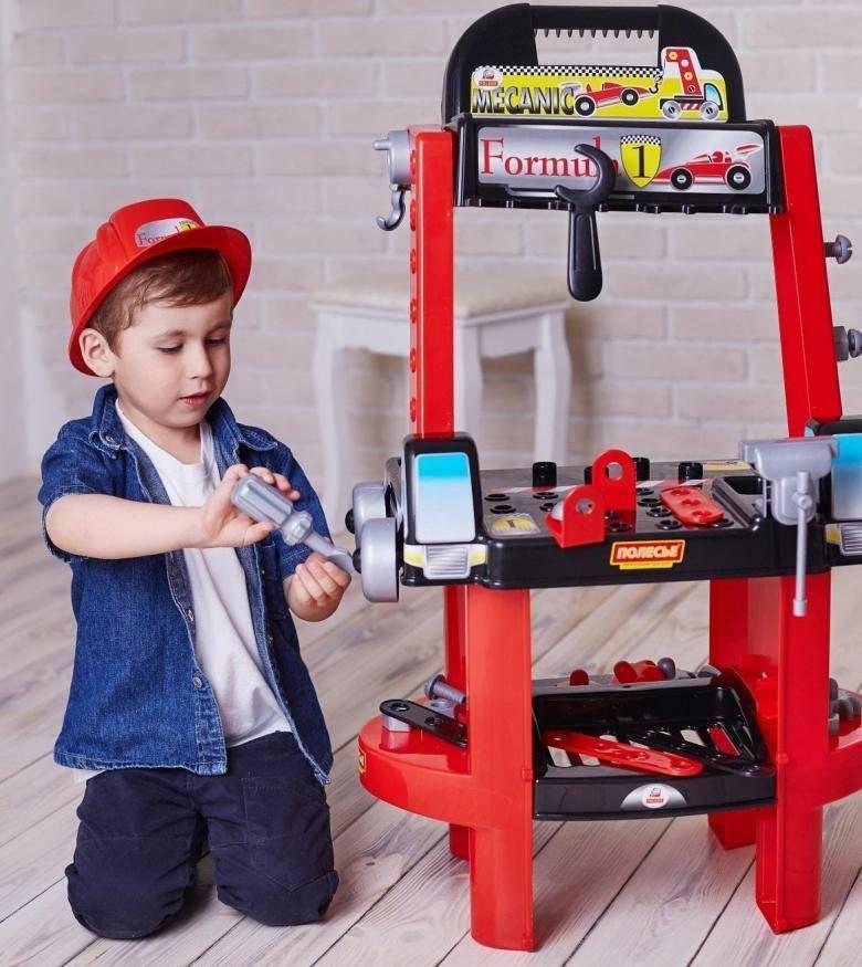 Топ-40 подарков мальчику на 5-6 лет + идеи полезных игрушек 2019