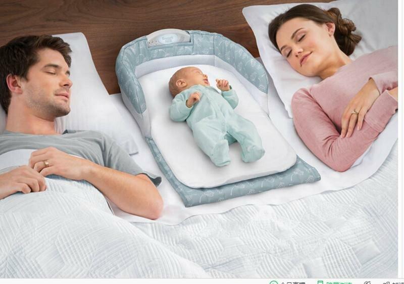 Совместный сон новорожденным безопасность
