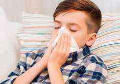 Как вылечит горловой кашель у ребенка