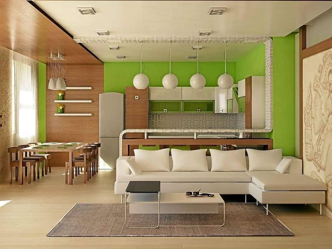 Спальня-гостиная 16 кв. м: дизайн, фото зонирования в одной комнате, интерьер