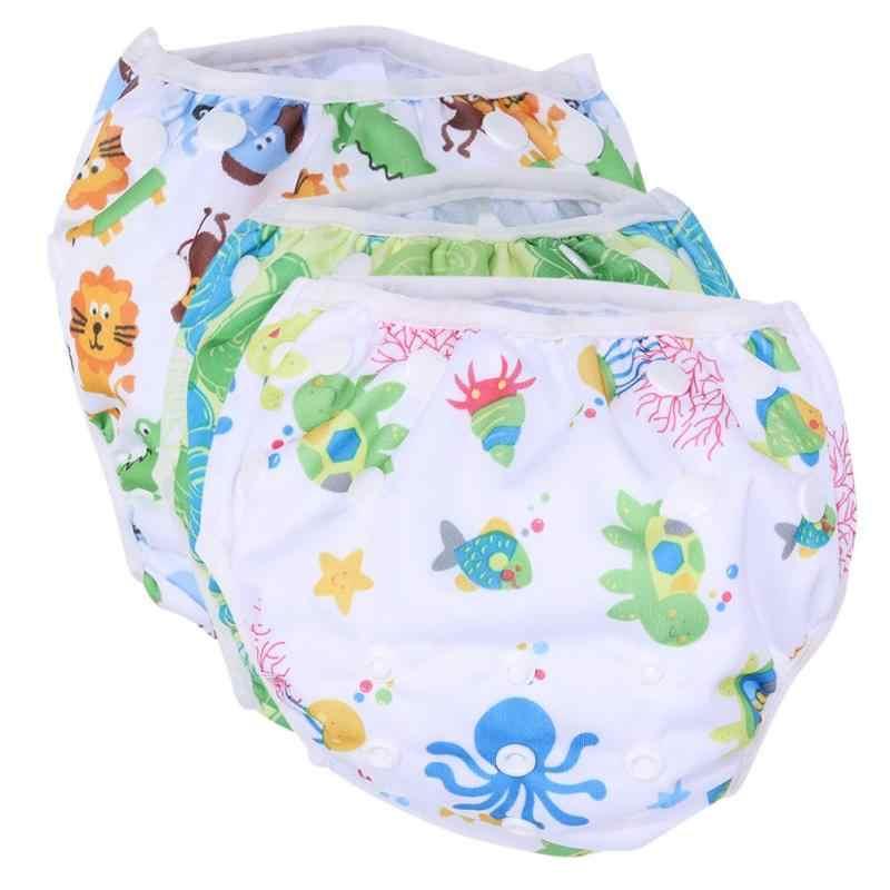 Памперсы для купания в бассейне: трусики подгузники для плавания (многоразовые) | konstruktor-diety.ru