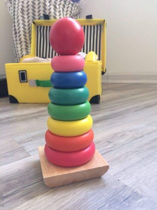 Как научить ребенка убирать игрушки? - развитие ребенка