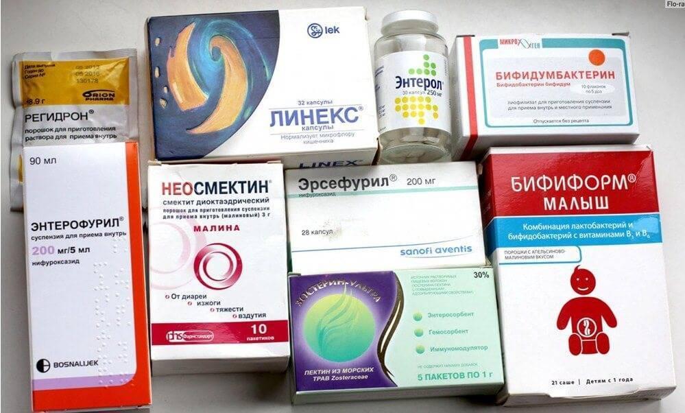 Как восстановить микрофлору кишечника после антибиотиков у ребенка