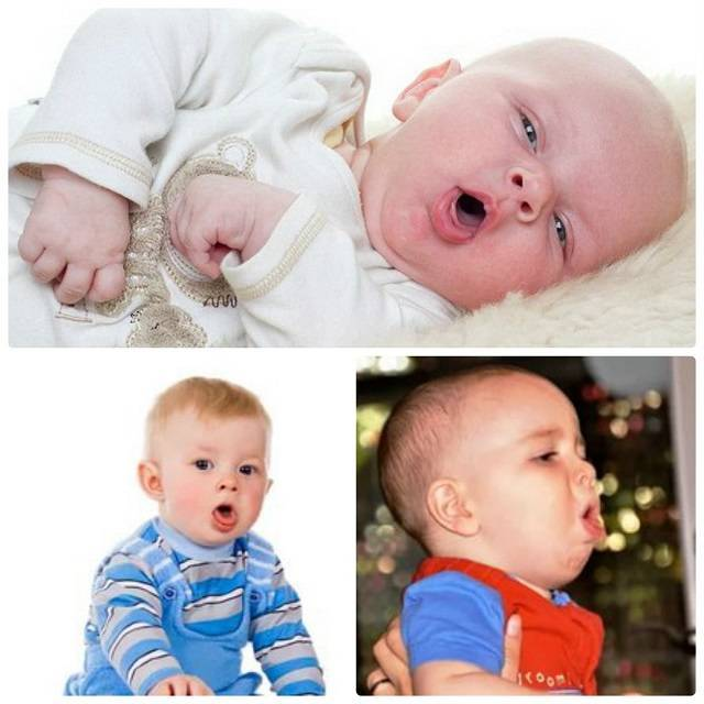 Кашель у грудного ребенка −что может быть более серьезным испытанием для родителей?