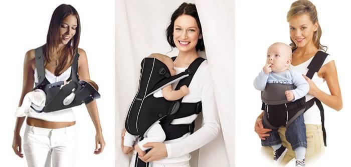 Кенгуру для новорожденных от 0 до 6 месяцев: фото сумки-рюкзака, как одевать? | покупки | vpolozhenii.com