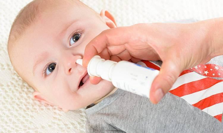 Насморк у грудничка 3 месяца, чем лечить: обзор и применение действующих средств и методов для помощи малышу