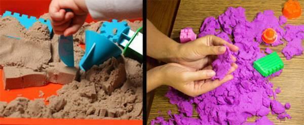 Как сделать кинетический песок в домашних условиях? чем полезен, рецепты   welady.ru   яндекс дзен