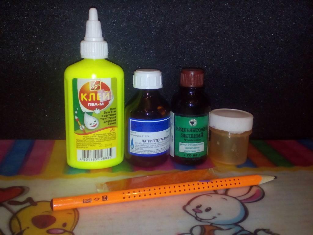 Тетраборат натрия для лизуна: топ 20 рецептов, как сделать слайм в домашних условиях